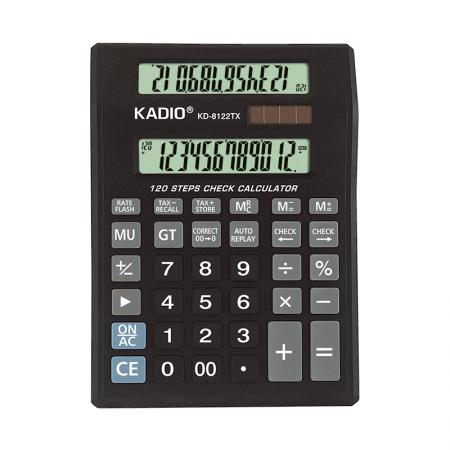 Dual LCD display 12digits Battery Powered Tax Calculator